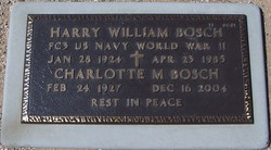 Harry William Bosch