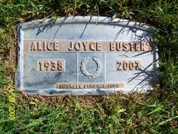 Alice Joyce <i>Tilley</i> Buster