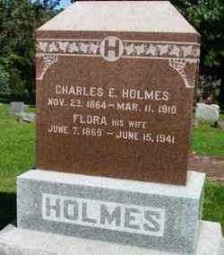 Flora A <i>LaForce</i> Holmes