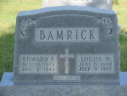 Louise M <i>Streit</i> Bamrick