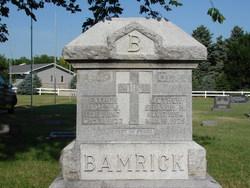 Georgie Bamrick