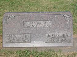 Josephine Z Bowie