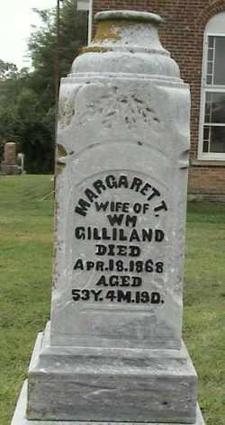 Margaret Thompson <i>Conyers</i> Gilliland