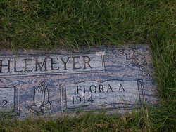 Flora A. <i>Heemsoth</i> Ahlemeyer