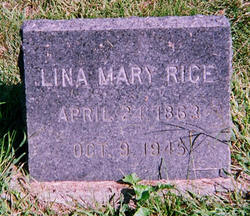 Lina Mary Rice