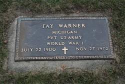 Fay Warner