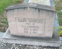 Ellen <i>Stafford</i> Cornette