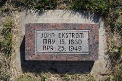 John Ekstrom