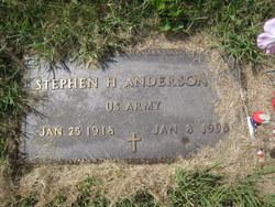 Stephen H Anderson