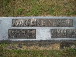 Grover Cleveland Argenbright