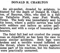 Donald H Charlton
