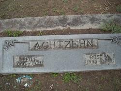 Rosa M <i>Lutz</i> Achtzehn