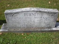 Andrew William Burnet