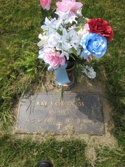 Ray S Childress