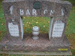 Mazie Marie Barton
