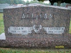 Lela W Allman