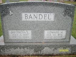 Edward M Bandel