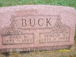 Benson H Buck