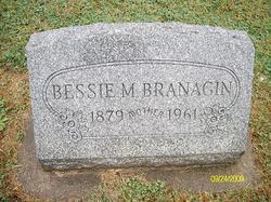 Bessie M Branagin