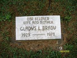 Gladys L Brady