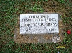 Lawrence A Brady