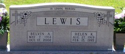 Belvin Albert Lewis