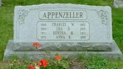 Bertha M. Appenzeller