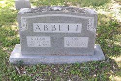 Abbie Frances <i>Mitchell</i> Abbett
