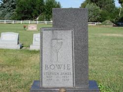 Stephen James Bowie