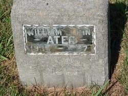 William John Aten