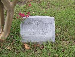 J B Green