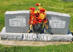 Jewel Faith <i>Briner</i> McCarty