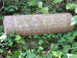 Rosalee Oneal Lewis