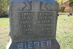 Sarah D. <i>Dunham</i> Bierer
