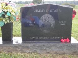 Jimmy Dewayne Starr