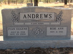 Ivan Eugene Andrews