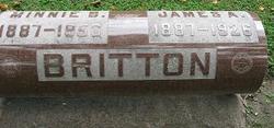 James Arthur <i>Britton</i> BRITTON