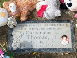 Christopher L Thomas, Jr