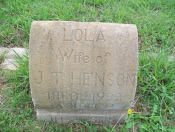 Lola <i>Robnett</i> Henson