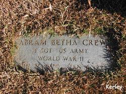 Abram Betha Crew