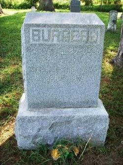 Harriet <i>Brewer</i> Burgess