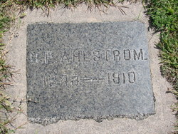 Olof P. Ahlstrom
