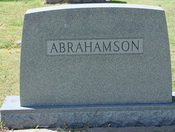 Alice Abrahamson