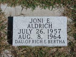 Joni E. Aldrich