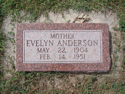 Evelyn G. <i>Nelson</i> Anderson
