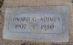 Edward George Adimey