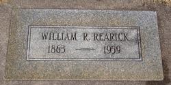 William Riley Rearick