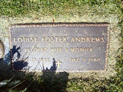 Louise <i>Foster</i> Andrews