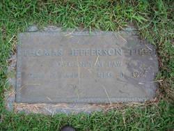 Thomas Jefferson Tubb