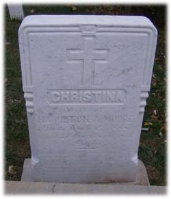 Christiana <i>Fink</i> Moore